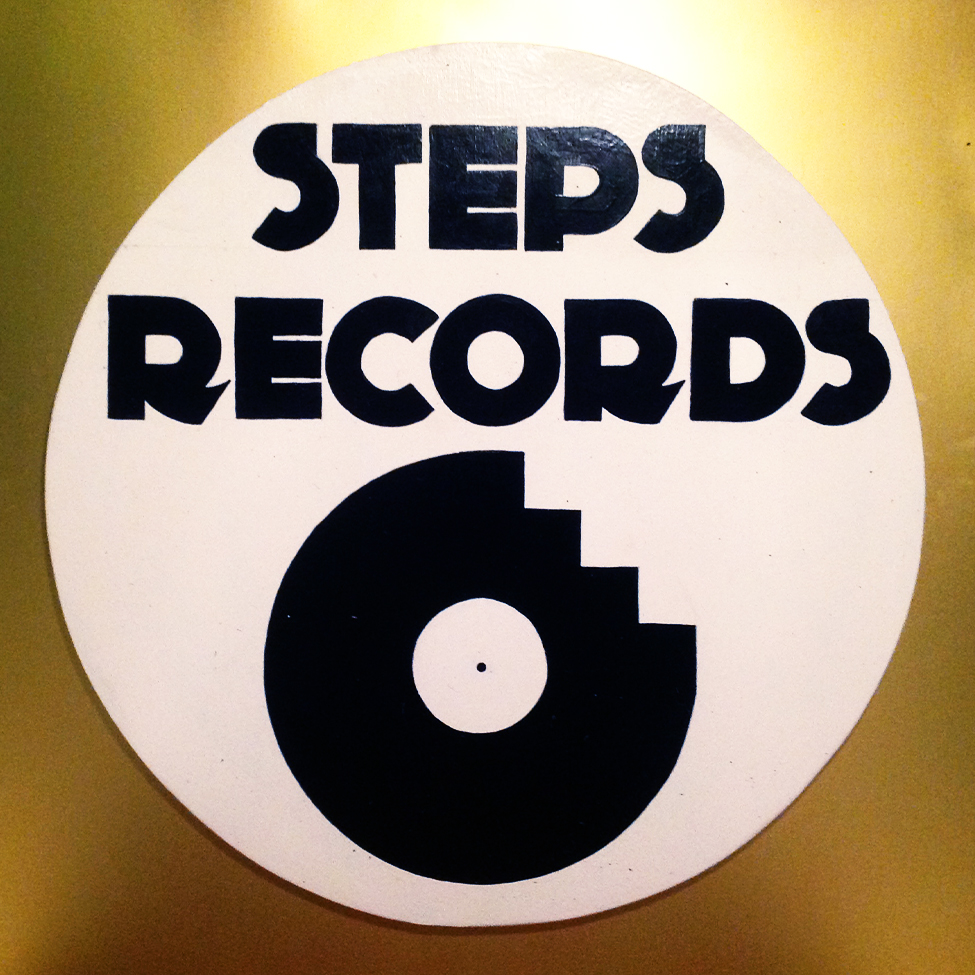 Steps Record Shop